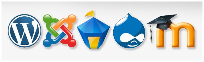 Páginas web con Software Libre