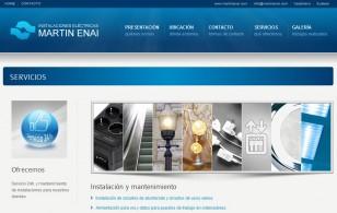 Instalaciones Eléctricas Martín Enai