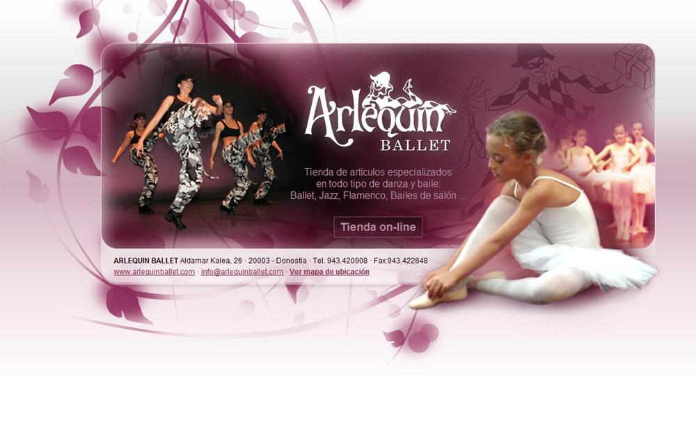 Arlequin Ballet