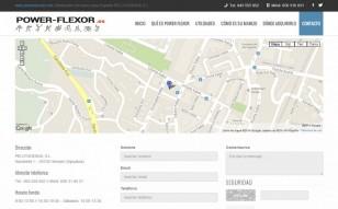 Power Flexor - Web de producto