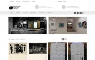 Manoestudio - Tienda virtual