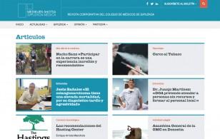 Medikuen Ahotsa - Revista médica