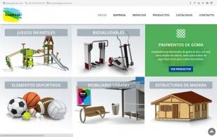 Garra SL - Página web corporativa